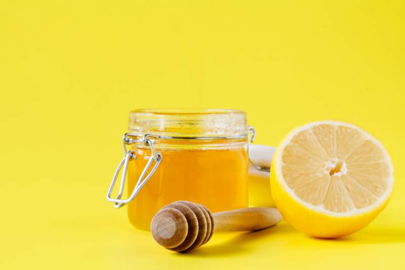 Lemon Water With Honey For Weight Loss