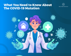 About the COVID-19 mutation