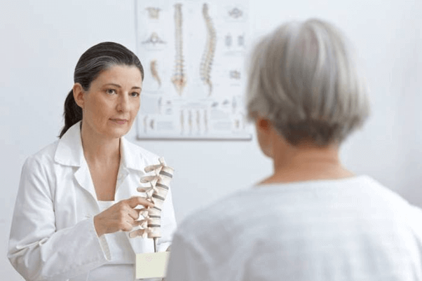 Orthopadic doctor