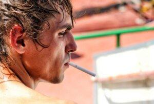 man-face-cigarette