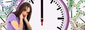 time-woman-face-routine-habit