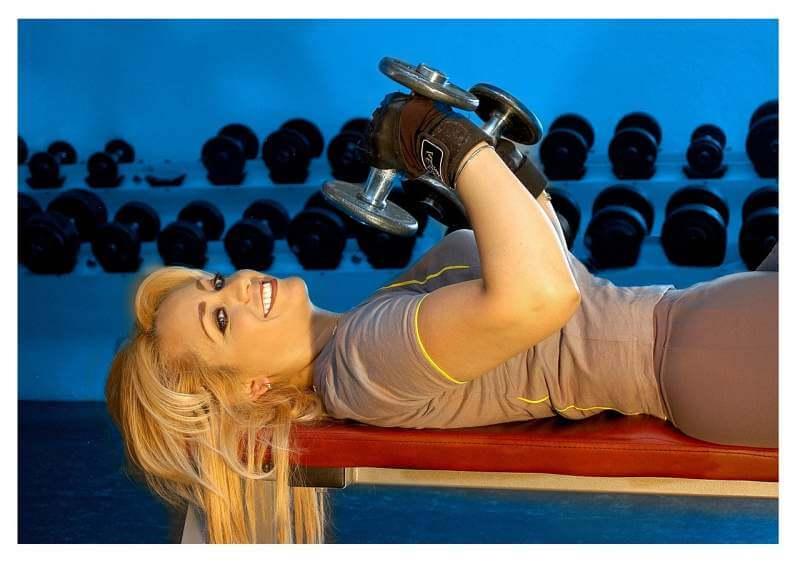 gym-sports-weight-training-women
