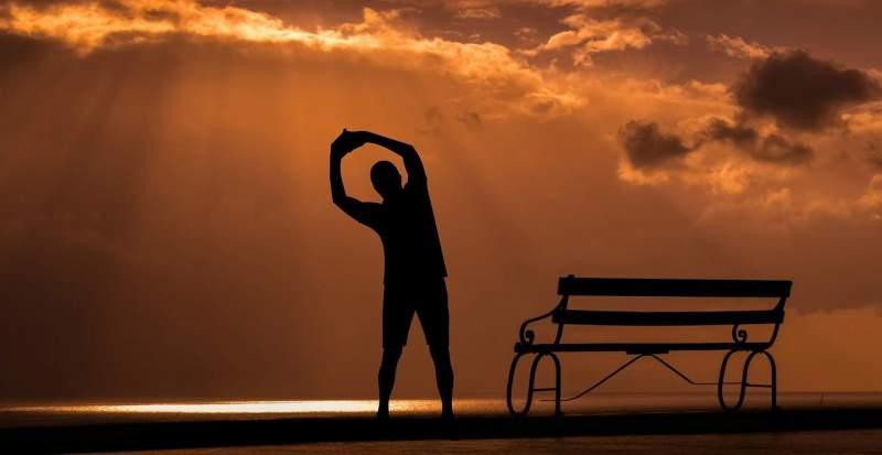 fitness-sunset-sport-dusk-open-air